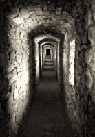 В старой крепости