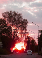 По дороге к солнцу