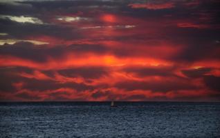 Sailing to Inferno