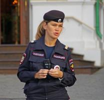 Сержант полиции
