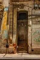 ...старая дверь.