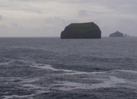 Кильватерная колонна. Острова в анфиладе