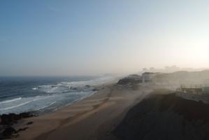 Туманное утро Атлантики