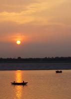 Рассвет над Гангом