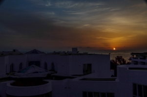 Утро африканского солнца