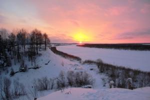 Северный рассвет