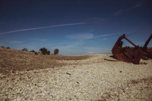 Жертва суровых ветров
