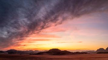 Закат в Лунной долине