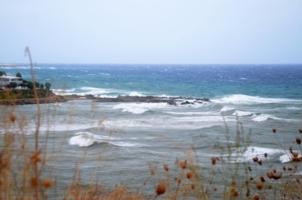 штормило море ...