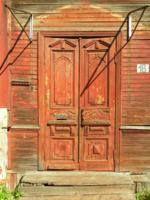 Что там, за старой скрипучей дверью?