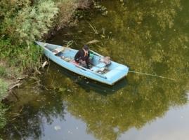 Диоген в ...лодке