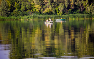 Лучшее общение на рыбалке - это молчание