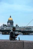 Рыбалка в Петербурге