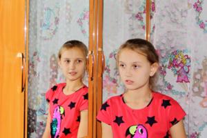 """""""Ожившее"""" отражение"""