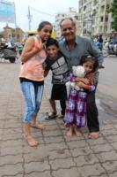 На улице Джамнагара