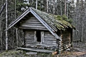 Здесь жила Баба-Яга