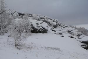 Серый день на седом Урале