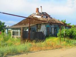 Старый серый дом