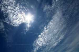 Небо,Солнце,облака...