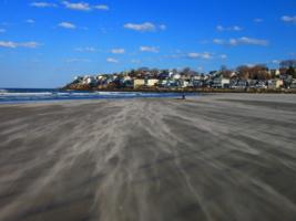 Песчаная позёмка