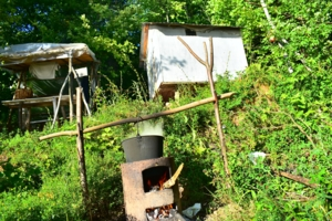 Мой старый серый рыбацкий домик