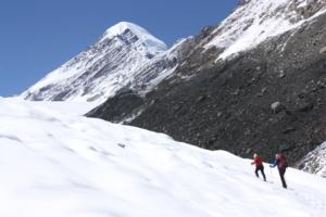 """"""" Я спросил тебя : зачем идёте в горы Вы ? """""""