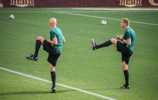 Футбольный балет