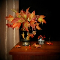 Осенний букет..
