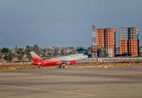 Аэропорт-дорога в небо