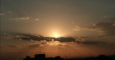 Вверх к солнцу
