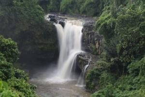 Водопад Тегенунган