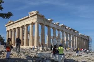 Афинский Акрополь (Греция)