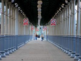 Выход в город (Белорусский вокзал)