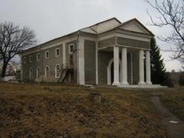 Бывший храм