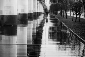 Дождливым днём