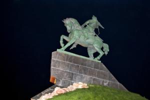 Памятник Салавату Юлаеву. Уфа
