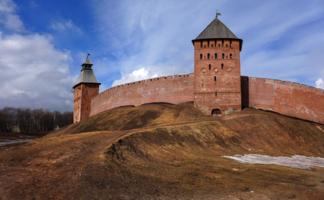 Детинец — сердце Великого Новгорода