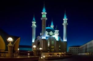 Казань. Мечеть Кул - Шариф.