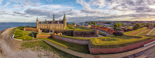 Замок Кронборг, Хельсингёр/Эльсинор