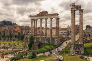 Рим. Римский форум