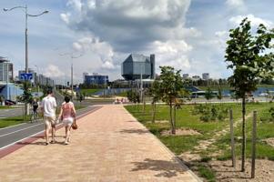 Гуляя по улицам Минска