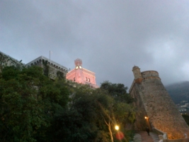 Крепость, Монако