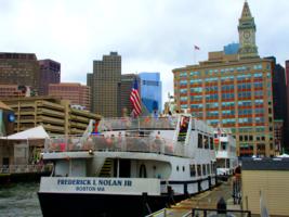 Бостонская гавань( Boston Harbor)