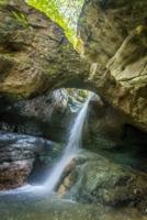 водопад Кольцо, Природный парк РСО-Алания