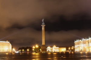 сон спокойный Александрийского столпа