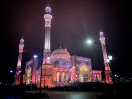 Шали. Мечеть «Гордость мусульман»