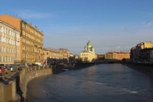 Петербург. Коломна