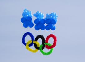 Олимпийская сказка прощай