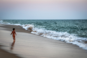 Мальчик и океан