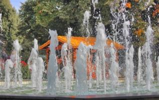 Молочный фонтан